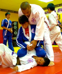 Shihan Daniel Jacob